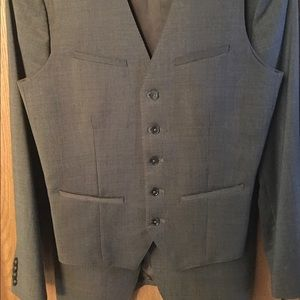 """🔥PRICE DROP EXPRESS 3pc Fitted SUIT """"PRODUCER"""""""